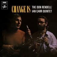 Change Is (180グラム重量盤レコード/Jazzman)