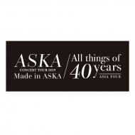 『Made in ASKA』 フェイスタオル