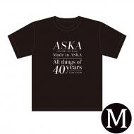 『Made in ASKA』 Tシャツ BLACK Mサイズ