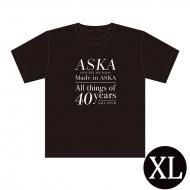 『Made in ASKA』 Tシャツ BLACK XLサイズ