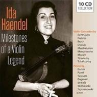 Milestones of a Violin Legend〜イダ・ヘンデル名演集(10CD)