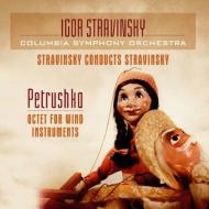 ペトルーシュカ、八重奏曲:ストラヴィンスキー指揮&コロンビア交響楽団 (アナログレコード/Vinyl Passion Classical)