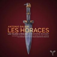 歌劇『オラース兄弟』全曲 クリストフ・ルセ&レ・タラン・リリク、ユディト・ファン・ワンロイ、ジュリアン・ドラン、他(2016 ステレオ)(2CD)