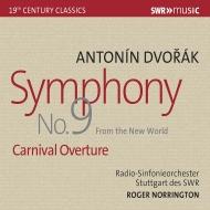 交響曲第9番『新世界より』、序曲『謝肉祭』 ロジャー・ノリントン&シュトゥットガルト放送交響楽団