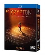 クリプトン<シーズン1>ブルーレイ コンプリート・ボックス(2枚組)