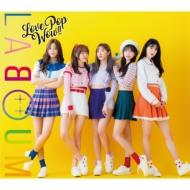 Love Pop Wow!! 【初回限定盤】 (+DVD)