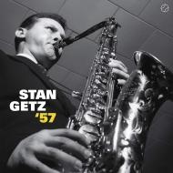 Stan Getz 57 (180グラム重量盤レコード/Matchball)
