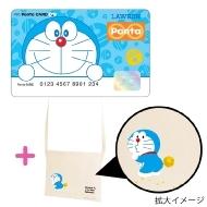 ドラえもん オリジナルカード(Pontaカード)+サコッシュ
