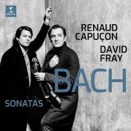 ヴァイオリン・ソナタ第3番、第4番、第5番、第6番 ルノー・カプソン、ダヴィッド・フレイ