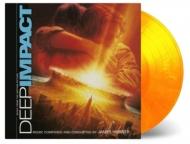 ディープ インパクト Deep Impact オリジナルサウンドトラック (JAMES HORNER)【750枚限定】(オレンジ・ヴァイナル仕様/2枚組/180グラム重量盤レコード/Music On Vinyl)