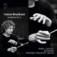 交響曲第6番 ロビン・ティチアーティ&ベルリン・ドイツ交響楽団(日本語解説付)