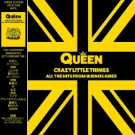 Crazy Little Things: All The Hits From Buenos Aires (クリア・ヴァイナル仕様/アナログレコード/Anglo Atlantic)