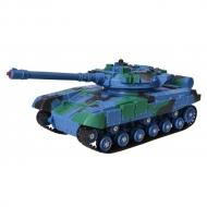 赤外線バトルシステム搭載 R/C バトルタンク ジュニア ロシア T-72型