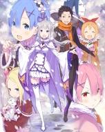 Re:ゼロから始める異世界生活 Memory Snow 限定版 Blu-ray