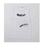 Abbey Road Come Together Something Tee White L