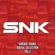 SNK ARCADE SOUND DIGITAL COLLECTION Vol.2