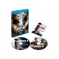 【初回仕様】クリード 炎の宿敵 ブルーレイ&DVDセット(2枚組/特製ポストカード付)