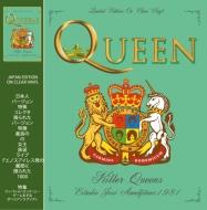 Killer Queens - Estadio Jose Amalfitani 1981 (クリア・ヴァイナル仕様/アナログレコード/CODA Publishing)
