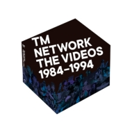 TM NETWORK THE VIDEOS 1984-1994 【完全生産限定盤】
