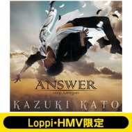 《Loppi・HMV限定 トートバッグ付セット》 Answer 【TYPE A】(+DVD)
