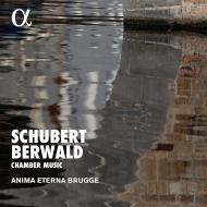 シューベルト:八重奏曲、ベルワルド:七重奏曲 アニマ・エテルナ
