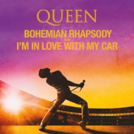 Bohemian Rhapsody / I'm In Love With My Car【2019 RECORD STORE DAY 限定盤】 (カラーヴァイナル仕様7インチアナログシングル)
