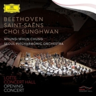 Saint-Saens Symphony No.3, Beethoven Leonore Overture No.3 : Chung Myung-Whun / Seoul Philharmonic Orchestra