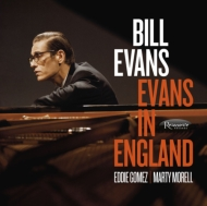 Evans In England 【2019 RECORD STORE DAY 限定盤】(2枚組/180グラム重量盤レコード/Resonance)