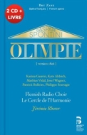 『オリンピア』全曲 ジェレミー・ロレール&ル・セルクル・ドゥラルモニー、カリーナ・ゴーヴァン、他(2016 ステレオ)(2CD+Book)