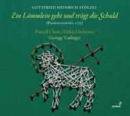 受難オラトリオ『子羊が往く、咎を背負って』 ジェルジュ・ヴァシェジ&オルフェオ管弦楽団、パーセル合唱団