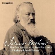 『ヴァイオリンとピアノための5つのソナタ』第1集 ウルフ・ヴァリーン、ローランド・ペンティネン