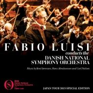 ニールセン:交響曲第5番、コモーティオ、ニールセン:コモーティオ ファビオ・ルイージ&デンマーク国立交響楽団