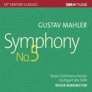 交響曲第5番 ロジャー・ノリントン&シュトゥットガルト放送交響楽団