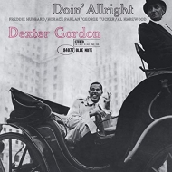Doin Allright (180g重量盤アナログレコード/BLUE NOTE DEBUTS)