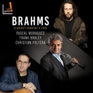 Clarinet Sonata, 1, 2, Clarinet Trio: Moragues(Cl)Braley(P)Poltera(Vc)