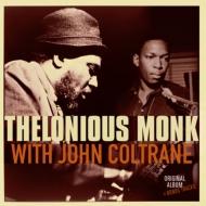 With John Coltrane (180グラム重量盤レコード/Vinyl Passion)