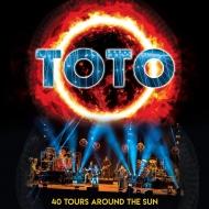 40 Hours Around The Sun (オレンジヴァイナル仕様/3枚組アナログレコード)