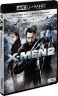 X-MEN2 <4K ULTRA HD+2Dブルーレイ/3枚組>