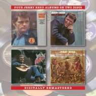 Jerry Reed / Hot A Mighty / Lord Mr Ford / Uptown