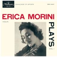エリカ・モリーニ・プレイズ vol.1 (180グラム重量盤レコード/Analogphonic)