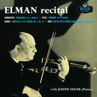 ミッシャ・エルマン / Recital (180グラム重量盤レコード/Analogphonic)