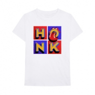 Art Tee White L / Honk Album