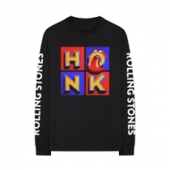 Art Long Sleeved Tee Black XL / Honk Album