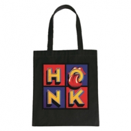 Art Tote Black / Honk Album