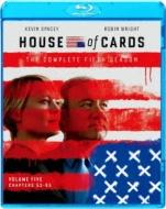 ハウス・オブ・カード 野望の階段 SEASON 5 ブルーレイ コンプリートパック