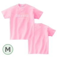 Tシャツ(M)/ FANMEETING part one groo my world