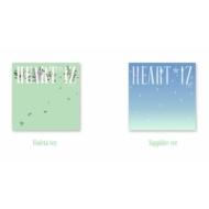 2nd Mini Album: HEART*IZ (ランダムカバー・バージョン)