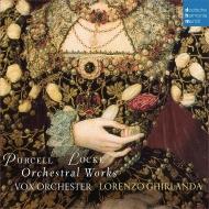 『管弦楽組曲集〜パーセル、ロック』 ロレンツォ・ギルランダ&ヴォックス・オーケストラ