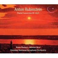 Piano Concerto, 3, 5, : Shelest(P)Jarvi / Estonian National So