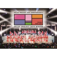 Hello! Project 20th Anniversary!! Hello Project 2019 Winter -You & I-.-New Age-
